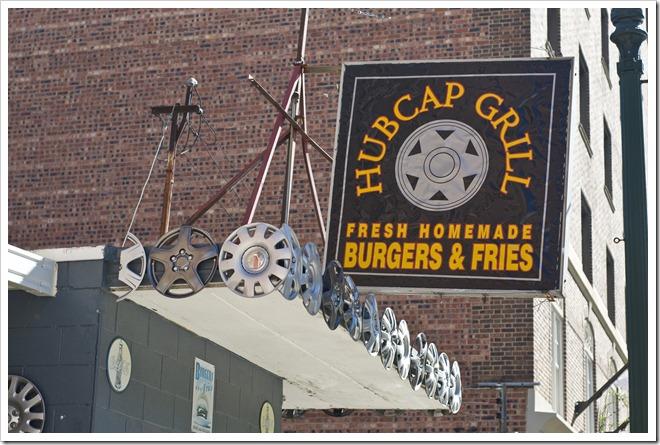 Hubcap Grill - Exterior